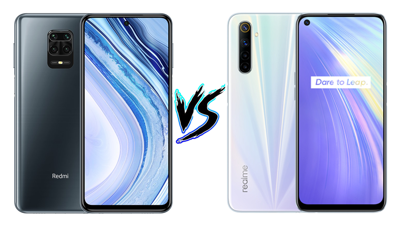 Redmi Note 9 Pro vs Realme 6: Which one to buy?
