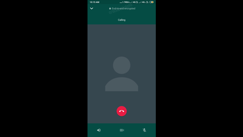 Upcoming WhatsApp Features- Call Header
