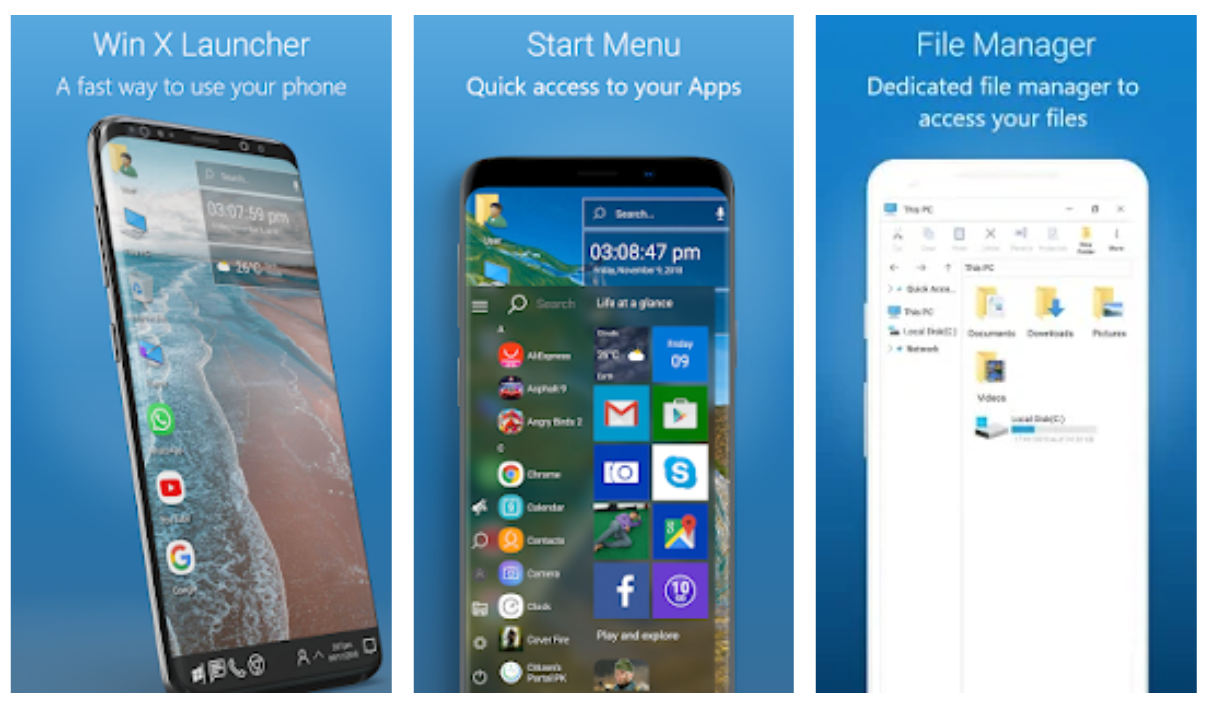 3 Ways To Install Windows 10 Launcher On Your Android Phone – Gadgets To Use