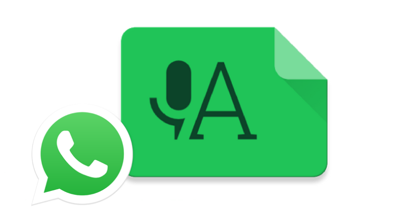 Convert WhatsApp Voice Message Into Text