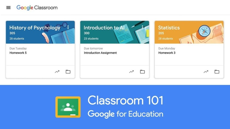 Google Class­room Tips & Tricks for Students