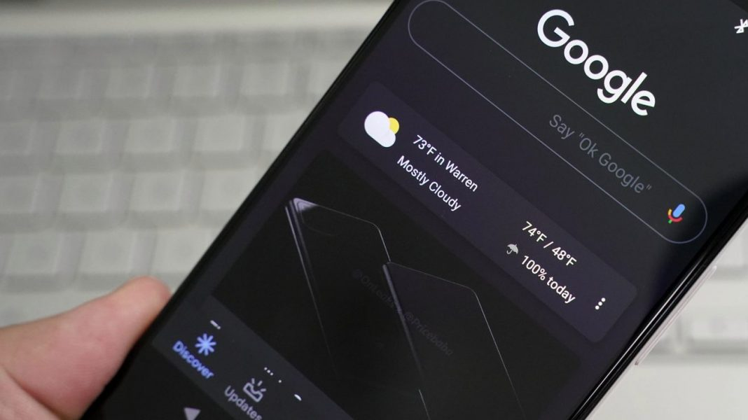 Google Search gets dark mode settings toggle for iOS and Android
