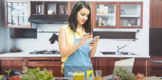 Flipkart voice assistant