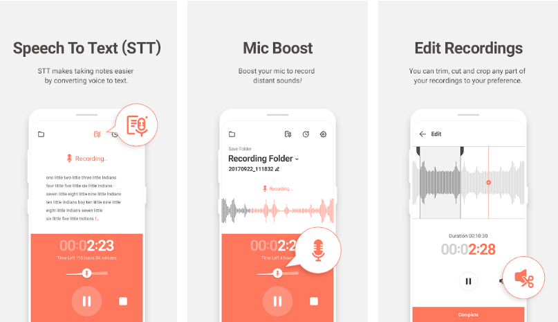 Secretly Record Audio on Android with Screen Off