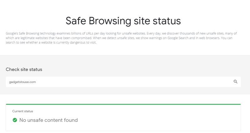 Ways to Check if a Website is UnSafe