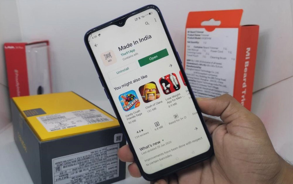 Use your Phone's Camera to Check if a Product is Chinese or Non-Chinese