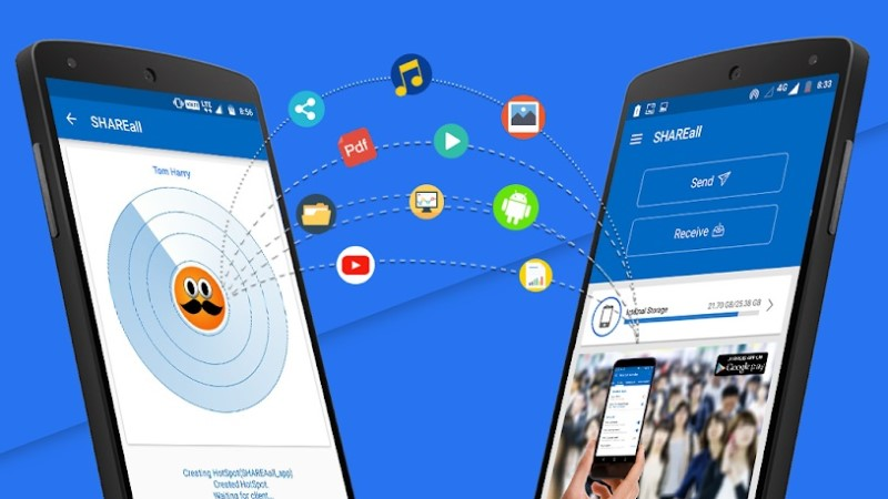Top 5 Non-Chinese Alternatives to Shareit App