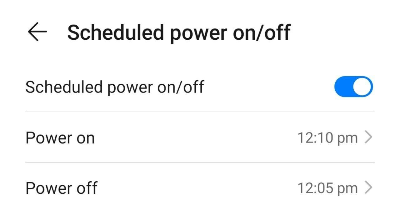 Restart, Turn On Android Without Using Power Button