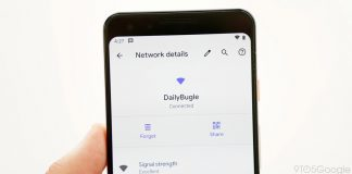 android connected to wifi but no internet