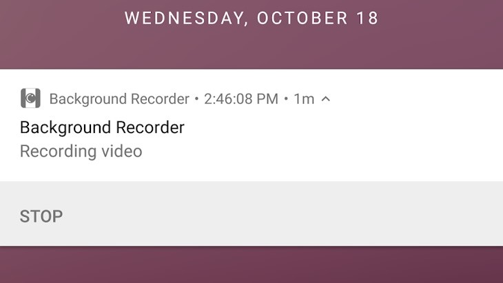 Secretly Record Audio On Android Phone With Screen Off