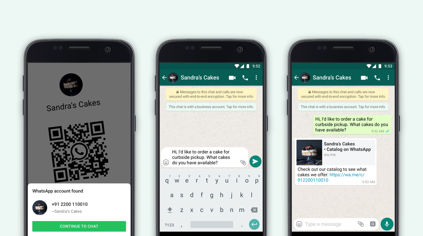 Whatsapp Business New Features Make It Easier To Chat With Businesses