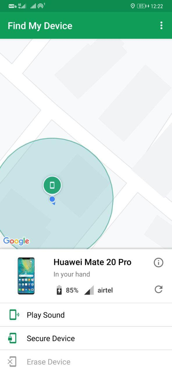 Find my Phone- Track Any Android Phone
