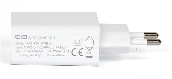 MediaTek Pump Express Compatible Charger