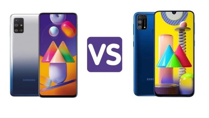 Galaxy M31s Vs Galaxy M31 What Are The Differences Gadgets To Use