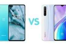 oneplus nord vs realme x2