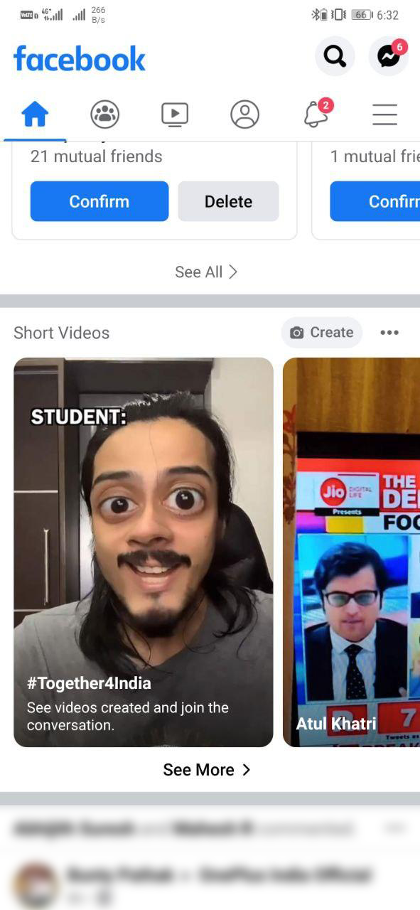 How to get Facebook Short Videos on Your Phone