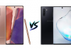 Galaxy Note 20 vs Galaxy Note 10: Which one to buy?