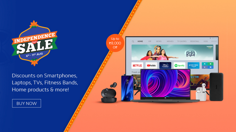 Xiaomi Independence Day Sale: Best Deals to Watch Out For!