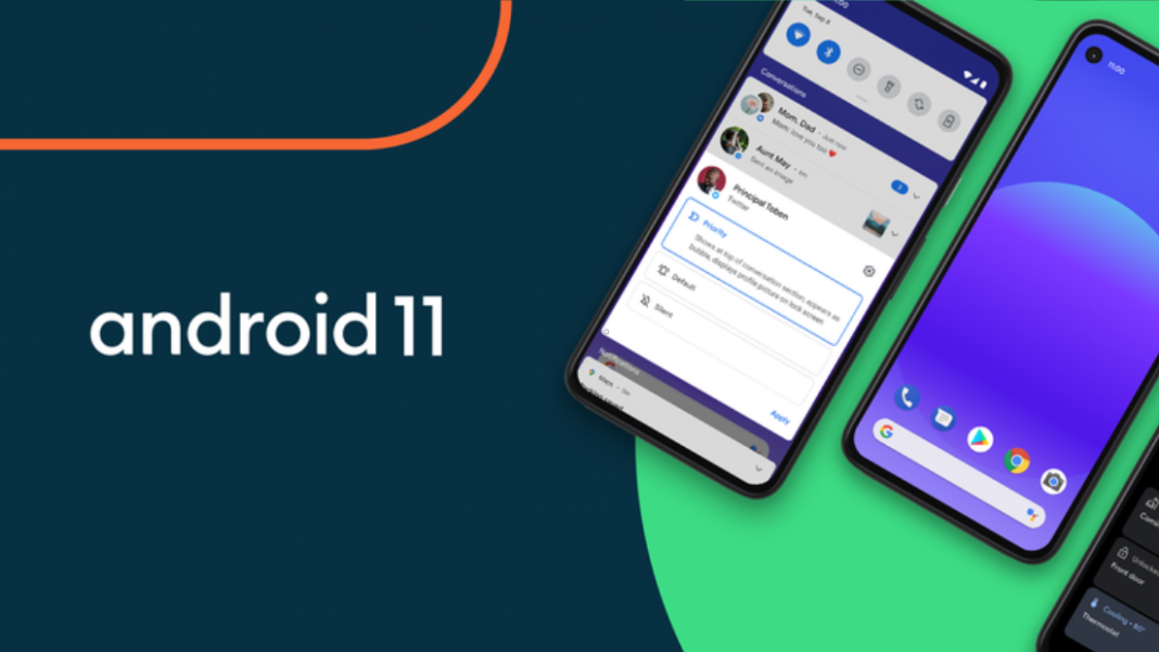 Top 8 Android 11 Features