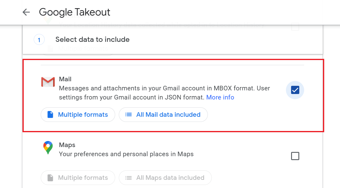 Backup Your Gmail Data