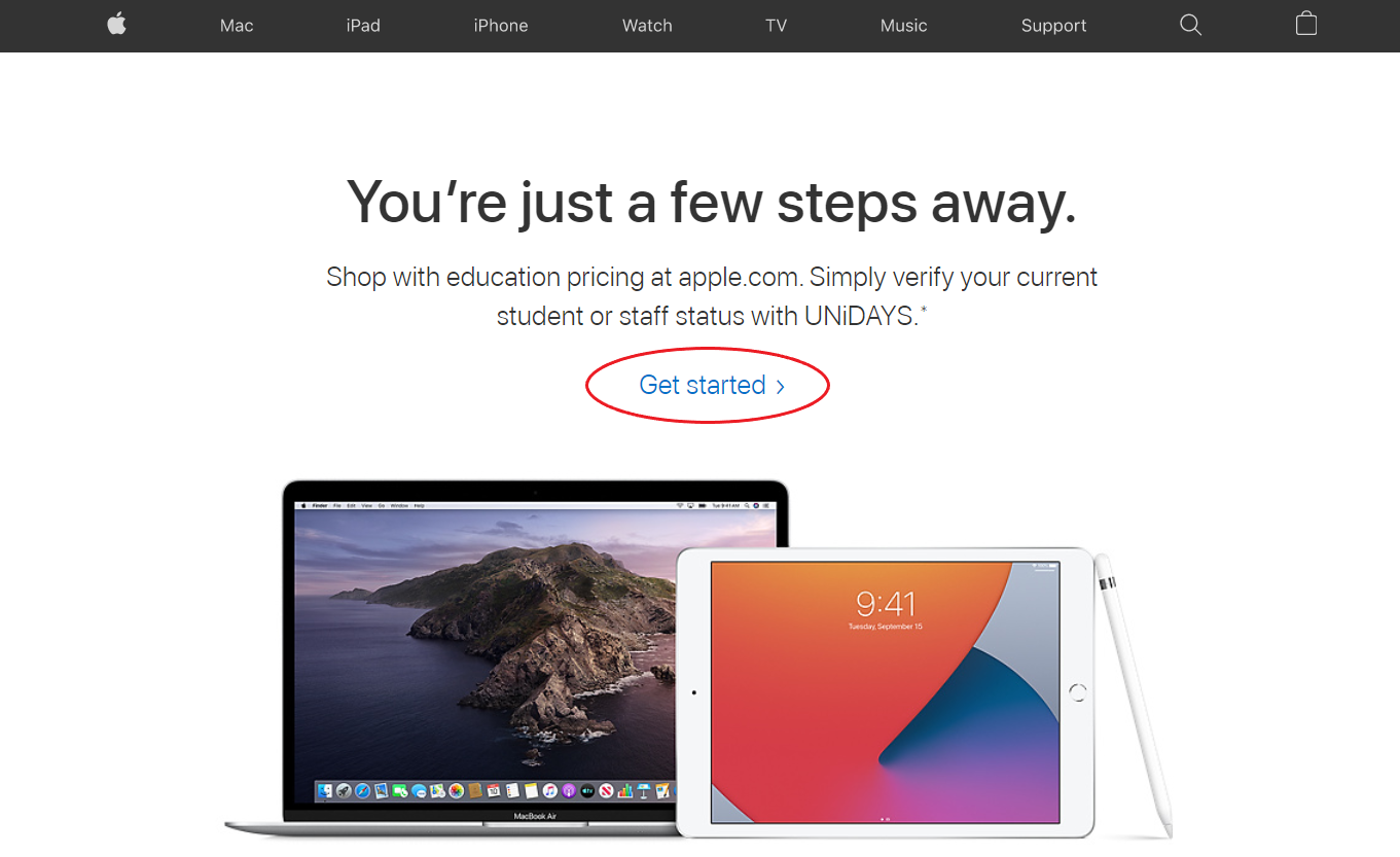 Apple Education Store
