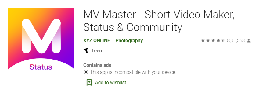 What is MV Master Owner Country