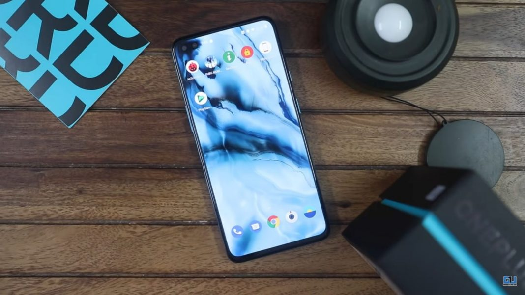 Control Per-App Refresh Rate on OnePlus Nord, OnePlus 8 and OnePlus 8 Pro