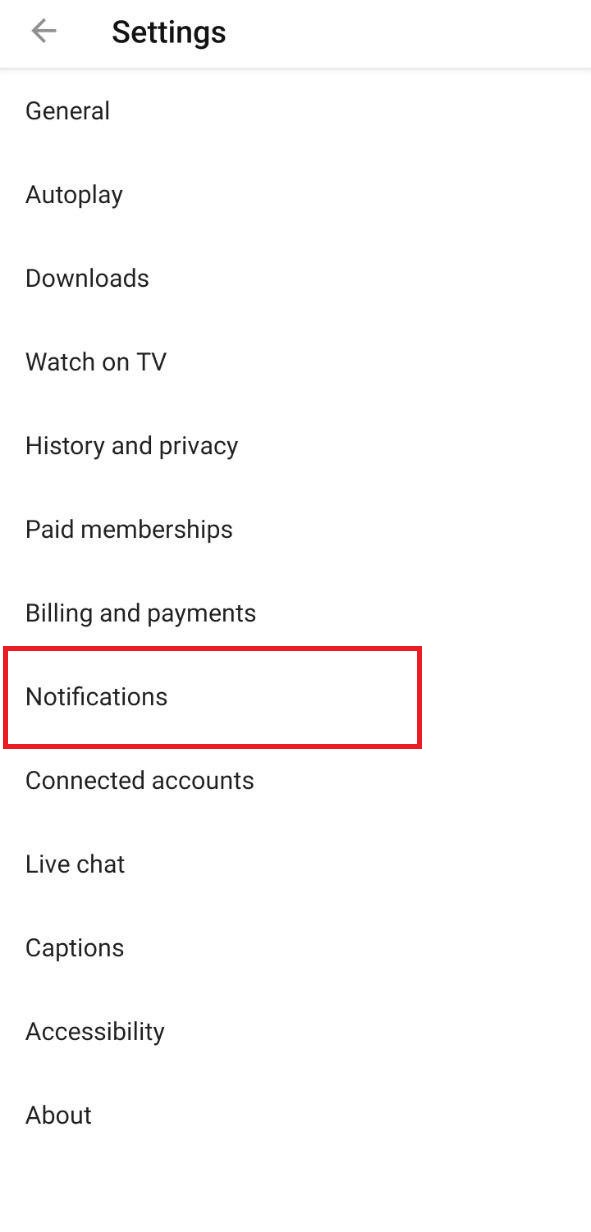 Turn Off YouTube Notifications on Android & iPhoneTurn Off YouTube Notifications on Android & iPhone