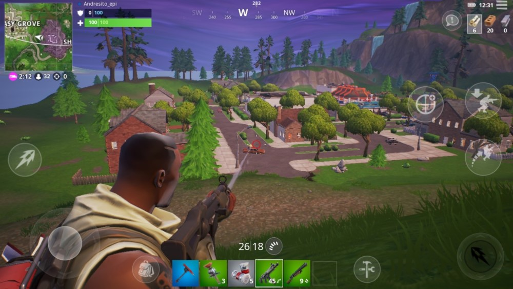 Fortnite for Android and iOS