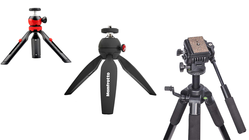 5 Best Tripods for Mobile Phones in India (2020)