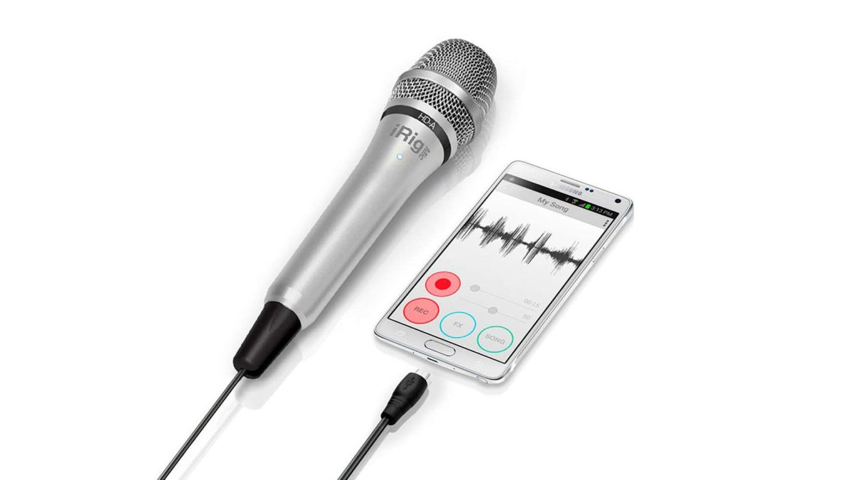 How to Connect USB Mic to iPhone and Android