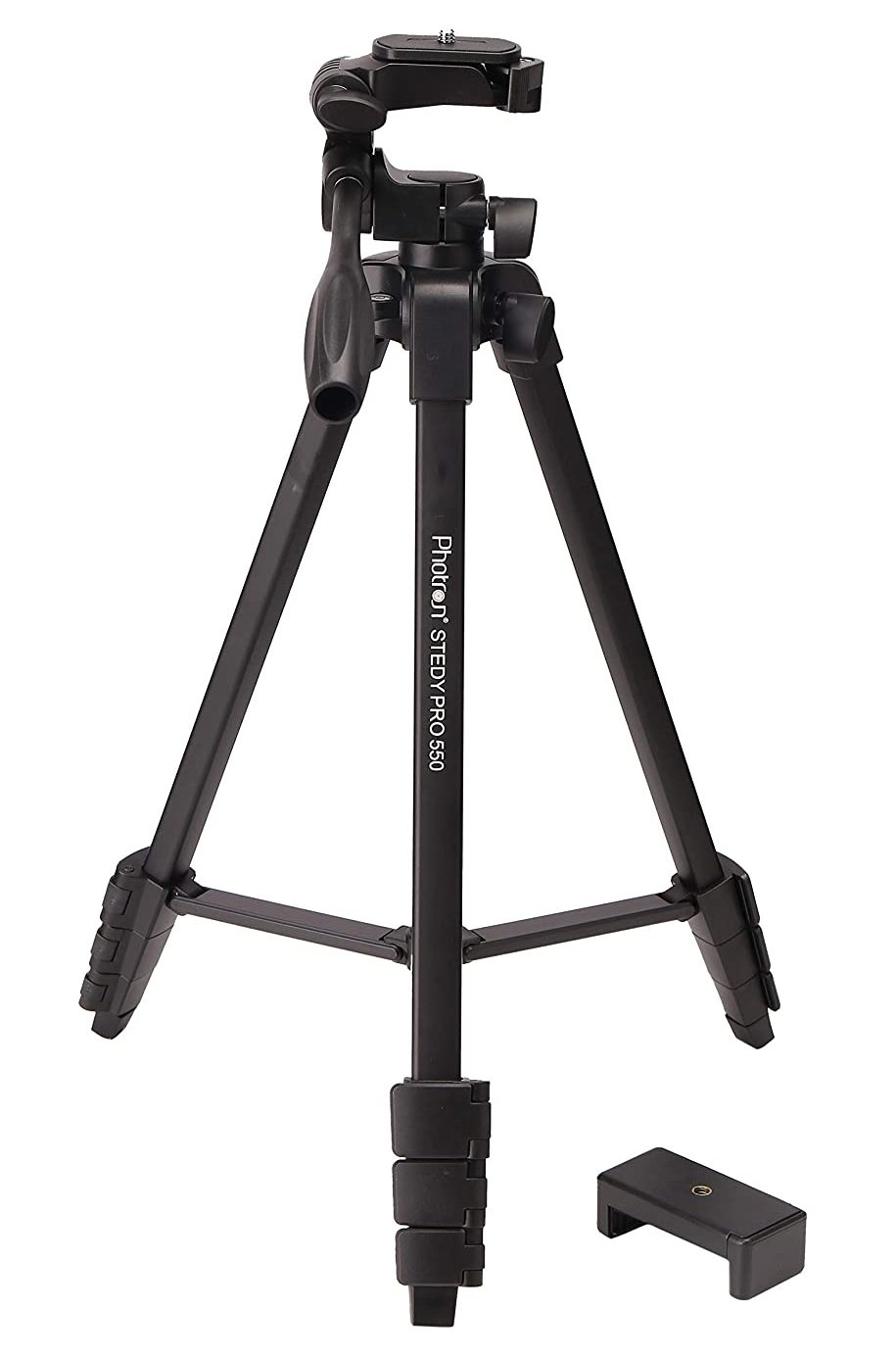 Photron Pro 550- - Best Tripods for Mobile Phones in India