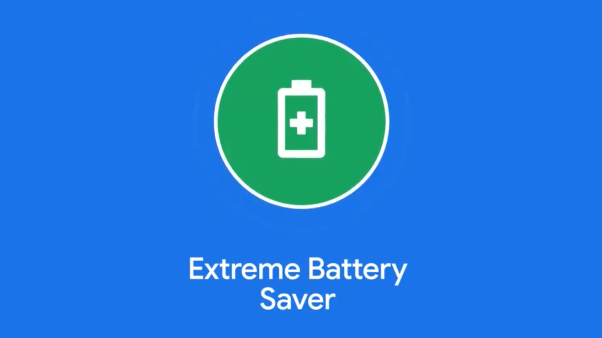Use Extreme Battery Saver on Pixel