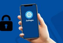 Jio Pages: How to Set PIN or Fingerprint Lock in Browser