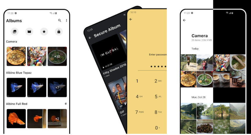 Top 3 Gallery Apps With Option to Hide Photos On Android