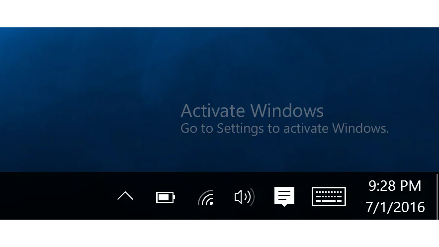 3 Ways to Remove Activate Windows Watermark on Windows 10