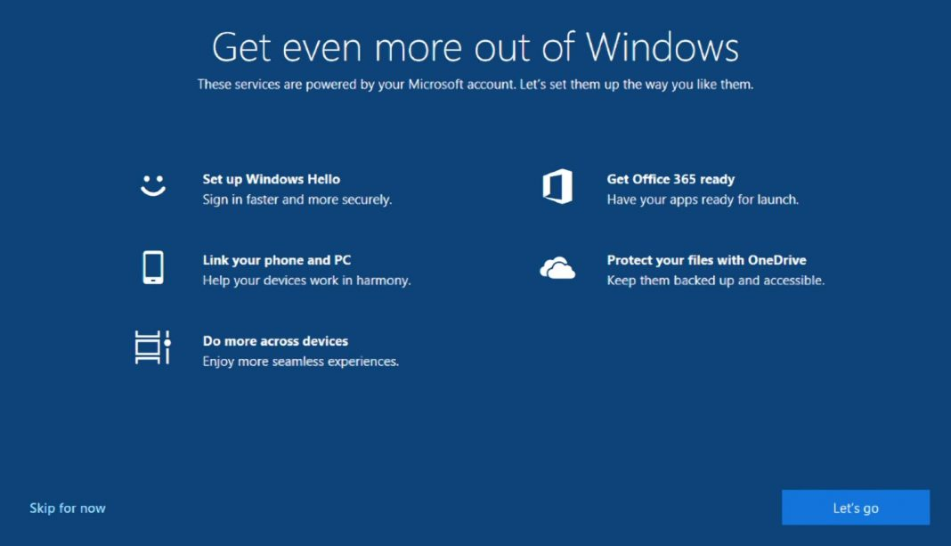 How to Turn Off Windows Welcome Experience on Windows 10