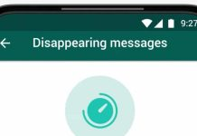 WhatsApp Disappearing Messages: Things to Know