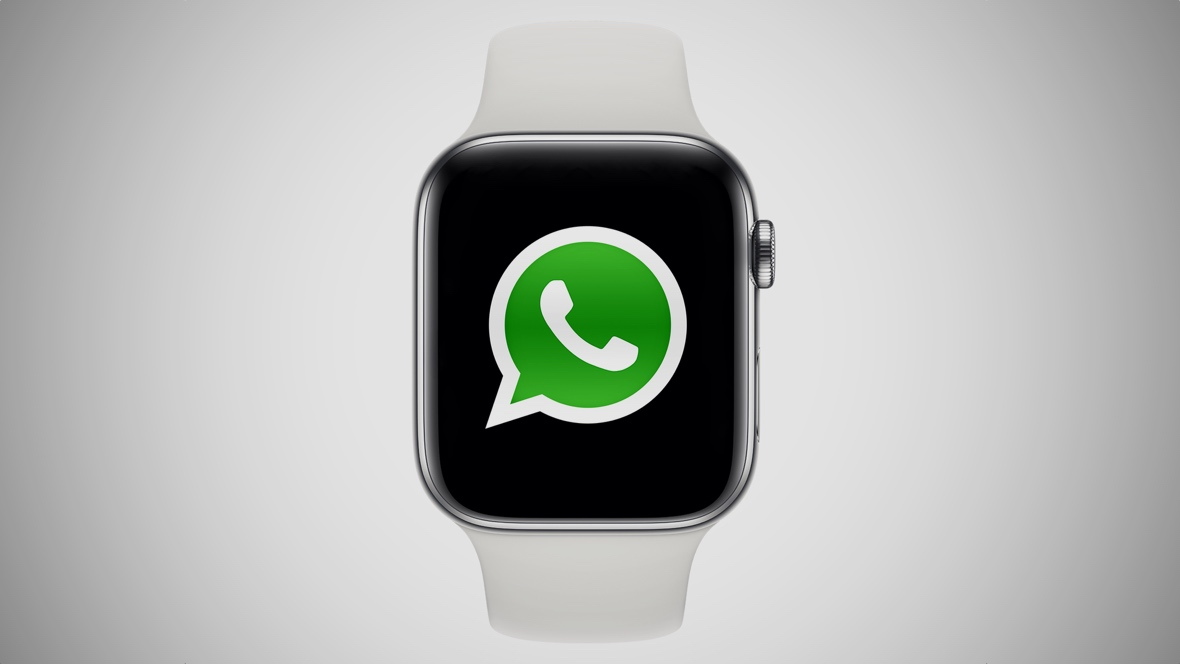WhatsApp reply from watch