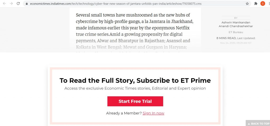 read articles without subscription