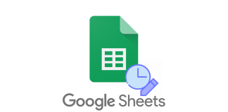 How to Delete Google Sheets Revision History (Edit History)