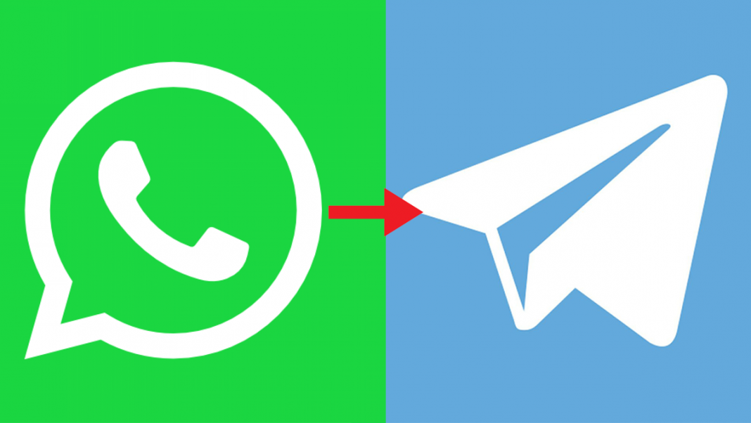 How to Move Your WhatsApp Group Chats to Telegram