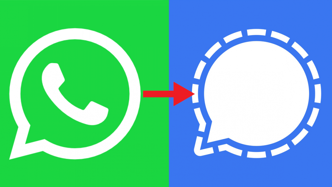 How to Move Your WhatsApp Group Chats to Signal