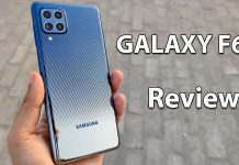Galaxy F62 Review