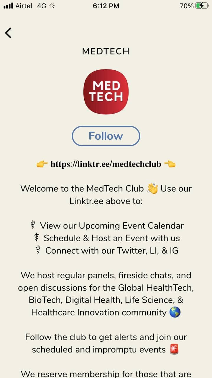 Clubhouse App Tips & Tricks: Join a Club
