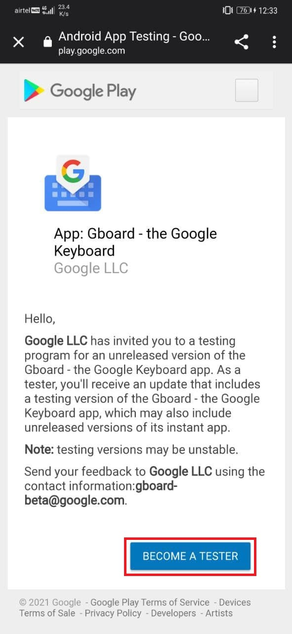 Disable Clipboard Suggestions in Gboard
