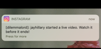 How to Stop Instagram Live Notifications for One Person