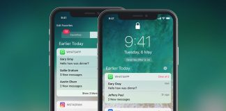 How to Disable Notification Center on the iPhone Lock Screen