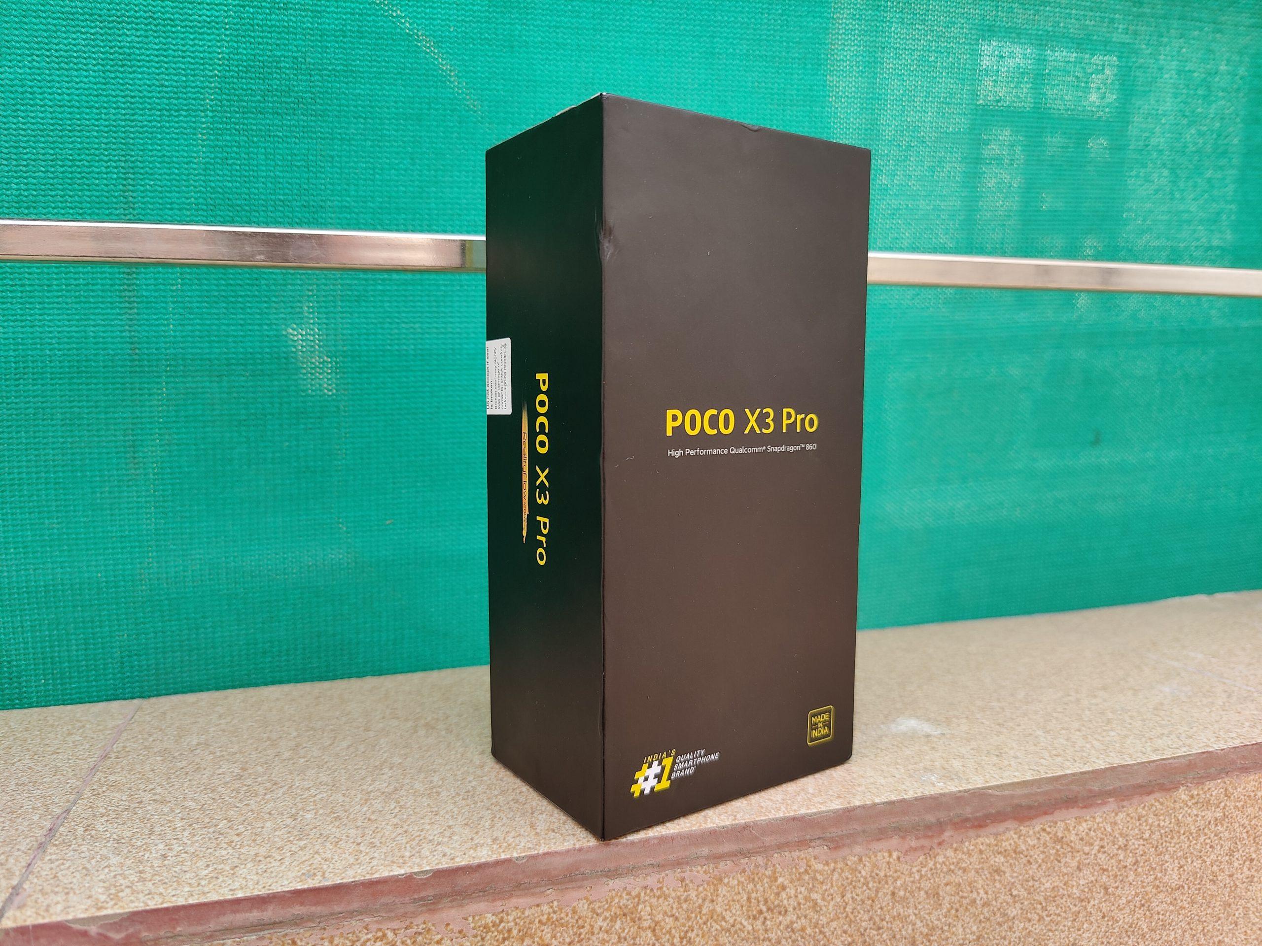 POCO X3 Pro Review