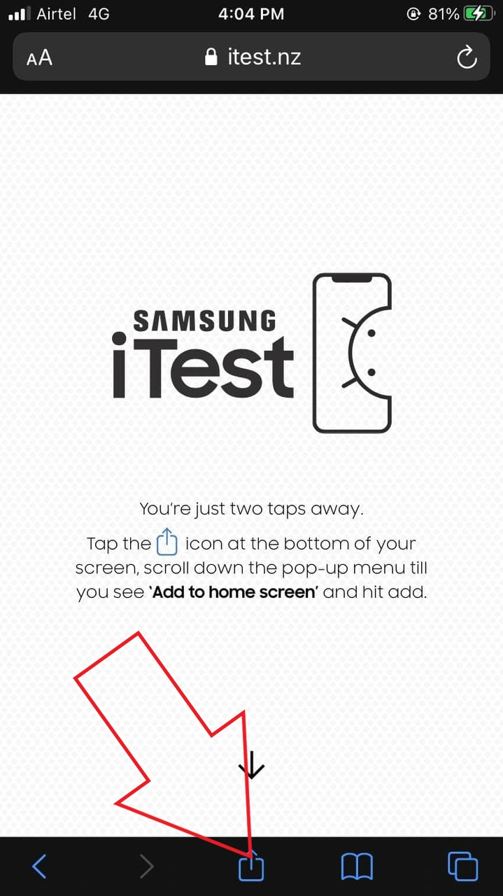 Try Samsung's Android OneUI on iPhone